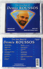 The Very Best Of DEMIS ROUSSOS .. Rare 1996 CNR CD TOP