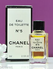 Chanel No 5 Miniatur 4 ml Eau de Toilette