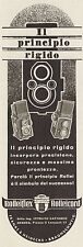 Z3061 Apparecchio Fotografico ROLLEIFLEX ROLLEICORD - Pubblicità - 1936 old ad