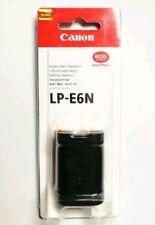 Bateria canon LP-E6N Li-Ion CANON EOS 60D 70D 80D 6D 7D 7D2 5D2 5D3 5DS 5DSR 60D
