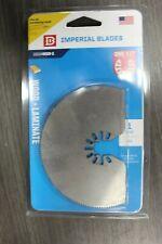 High Speed Steel Segmented Oscillati Dia IBOA450-1 Imperial Blades OneFit 4 in