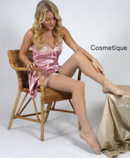 Calze per Reggicalze Ultra Velate 15 DENARI 100% Nylon Vintage Style Vari Colori