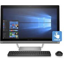 "Hewlett Packard Pavilion 24-b230 Intel Core i5-7400T 1TB 23.8"" All-in-One Deskto"