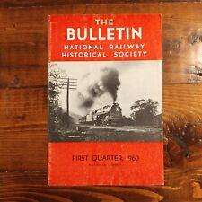 1960 Railway History Magazine Mexico Traction + Denver & Rio Grande + Milwaukee