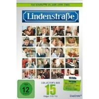 "LINDENSTRASSE ""COLLECTOR'S BOX VOL.15"" 10 DVD NEU"