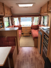 Elddis Avante 556 2007 6 Berth Caravan