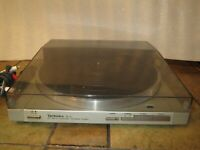 Technics SL-3 Tangential Plattenspieler Automatic Linear Tacking Turntable