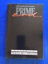 PRIME EVIL. NEW STORIES BY THE MASTERS OF MODERN HORROR- SIGNED BY CLIVE BARKER