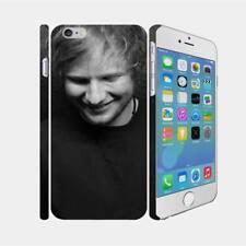 26 Ed Sheeran - Apple iPhone 7 8 X Hardshell Back Cover Case