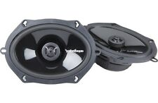 "ROCKFORD FOSGATE P1572 5"" x 7"" 2-WAY CAR AUDIO COAXIAL SPEAKERS (PAIR)"