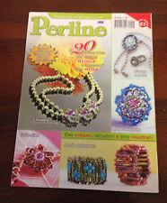 R25> Perline  n.38 - 20 nuove idee per creare bijoux e accessori moda - schemi
