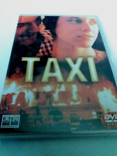 """DVD """"TAXI"""" CARLOS SAURA INGRID RUBIO CARLOS FUENTES VITTORIO STORARO"""