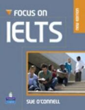 Focus on IELTS Foundation Pack by Sue O'Connell (2010, CD-ROM / Paperback)