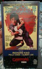 The Devil's Assignment (VHS) A.K.A. Tornado of Kuang Chou A.K.A. Hwang Sa-jin