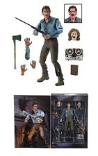 "NECA Evil Dead 2 ULTIMATE ASH 7 ""scala ACTION FIGURE"