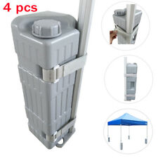 4Pc Pack Deluxe Bottle Weight Leg Feet For Ez Pop Up Canopy Outdoor Party Tent  sc 1 st  eBay & ez up tent weights | eBay