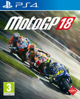 MotoGP 18 Moto GP Playstation 4 PS4 **BRAND NEW SEALED!!**