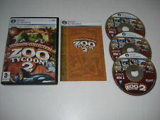 ZOO TYCOON 2 Ultimate Collection Pc inc Base game all 4 Add-On Expansion Packs