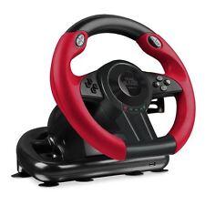 Speedlink Trailblazer volant pour jeux pour PS4/XBOX ONE/PS3, noir