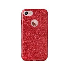 GLITTER SHINE RED LIMITED EDITION COVER IPHONE 7 PURO