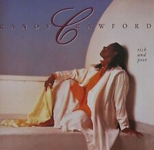 RANDY CRAWFORD - RICH AND POOR CD