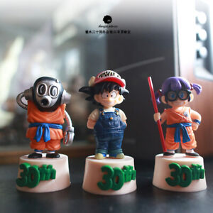 Ichiban kuji THANK-YOU! Dragon Ball 30th !! F Prize guest figure Son Goku Set