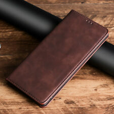 For Xiaomi Redmi Note 9S 9 8 7 Pro 8T Magnetic PU Leather Flip Wallet Case Cover