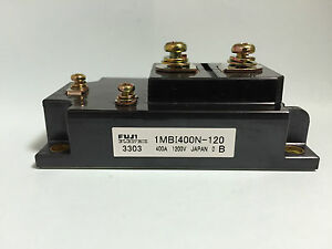 1MBI400N-120 Fuji Electric IGBT Module 400A 1200V Japan NEW 1pc