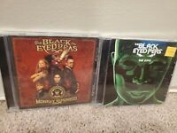 Lot of 2 Black Eyed Peas CDs: Monkey Business, The E.N.D.