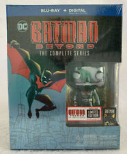 Funko Pop! Heroes Batman Beyond 287 Limited Edition 50k Blu-ray The Complete Ser