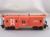 Athearn - New Haven - Bay Window Caboose + Wgt & Windows # 520