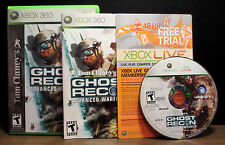 Tom Clancy's Ghost Recon: Advanced Warfighter / COMPLETE ! / Xbox 360