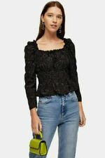 Topshop Long Sleeve Blouses for Women