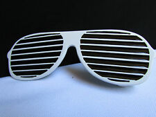New Men Women Big Metal White Trendy Sunglass Trendy Fashion Belt Buckle Summer