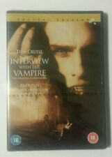 Interview With The Vampire Special Edition DVD new and sealed