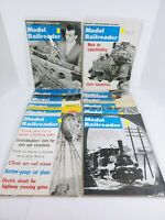 Model Railroader Magazine Complete Year 1962 12 issues Bagged