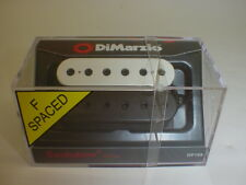 Dimarzio DP159 Evolution Bridge Humbucker Guitar Pickup BLACK / WHITE F-SPACING