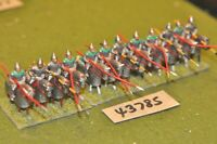 25mm roman era / parthian - cataphracts 12 figures - cav (43785)