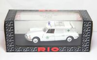 RIO SL012 Citroen ID19 Break Croce Verde Viareggio In Its Original Box - Mint