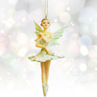 Gisela Graham Christmas Fairy Angel Christmas Hanging Tree Decoration Gift