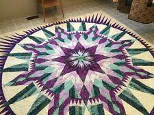 Handmade quilt, bright modern new, King Size