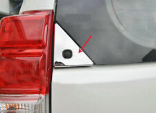 For Toyota Land Cruiser Prado FJ150 2010-13 Car Rear Window Triangle Cover Trim