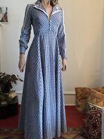 Coco California Prairie | Gingham | Gunne Sax Inspired | Dress