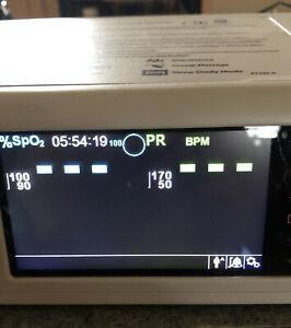 nellcor spo2 sensor patient monitoring system