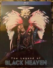 Legend of Black Heaven Blu Ray Discotek Official Release Anime TV Series