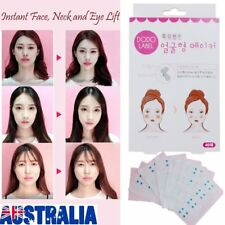 Instant Face, Neck and Eye Lift, Lift Face Sticker Lift Face Tapes and Bands O5