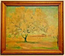 Original Fine Art TUNIS PONSEN Oil Painting Artist Signed and Framed  RARE FIND