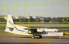 Business Express, Fokker F27-100 --- Airplane, Plane, Aircraft Postcard