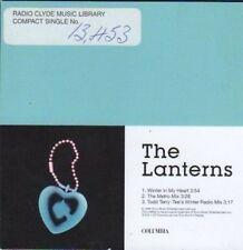 (BK807) The Lanterns, Winter In My Heart - 1999 DJ CD
