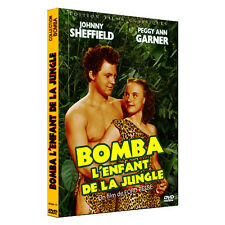 "BOMBA l'enfant de la Jungle (Johnny Sheffield) ""Tarzan"""